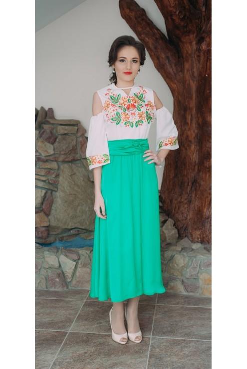 купити Плаття – вишиванка для жінок та дівчат 01 ціна a1a4f86c869b4