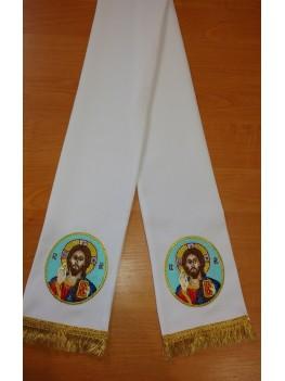 Вишита закладка Спаситель