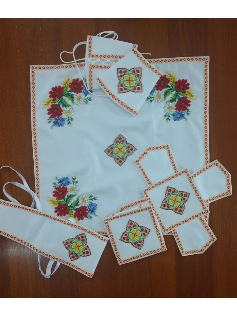 5ab43d017fd9c6 купити Вишитий одяг для священників Ф37 ціна