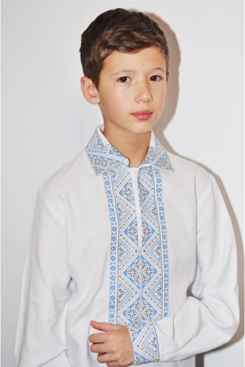 Українська вишиванка для хлопчика Мережка – купити в Києві 031bdb166b636