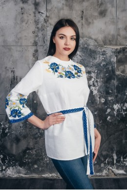Вишиті сорочки жіночі — купити барвисту сорочку жіночу у Львові ... db12547b23e1d