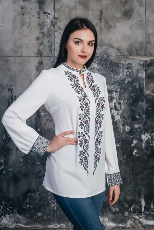 Сорочка жіноча вишита 21 – купити в Києві 0dd52fd197f80