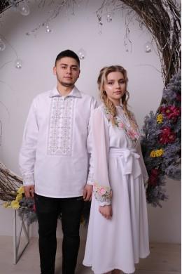 Жіночі вишиті плаття — купити в інтернет магазині вишиванок ... a0a0cf3996b29