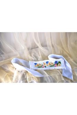 589e4bba21c573 Пояс вишитий дитячий — купити в інтернет магазині вишиванок | VidSercya