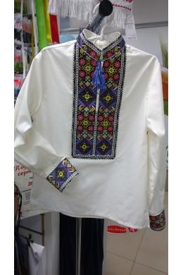Вишиті сорочки для хлопчиків — купити дитячі вишиті сорочки для ... e5bd4066c3d5f