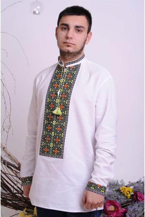 купити Українська сорочка для чоловіків та хлопців 1807 ціна 485e877ef3d0f