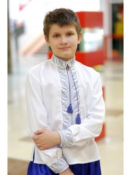 Сорочка українська вишита для хлопчика СХ 03