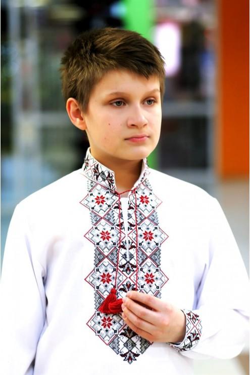 Для хлопчика вишиванка українська СХ 07 – купити в Києві 05daba1f3d3b9
