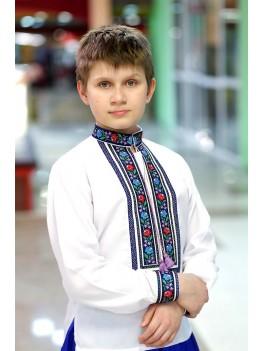 Вишита рубашка українська для хлопчика СХ 10 6cdb0b4c39aac
