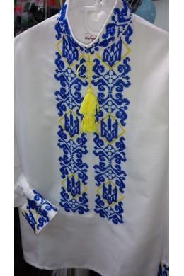 Вишиті сорочки для хлопчиків — купити дитячі вишиті сорочки для ... 1d82c6452e7d7