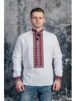 Чоловіча вишита сорочка 03