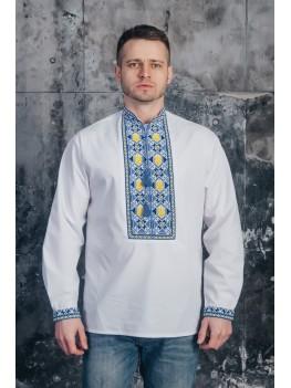 Сорочка з вишивкою чоловіча 09
