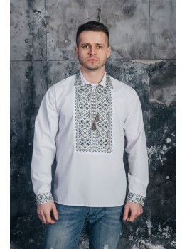 Сорочка чоловіча з вишивкою 10