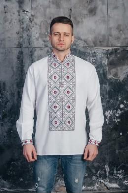 Чоловіча сорочка з вишивкою 11 фото