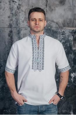 Мужская вышитая рубашка 12 фото