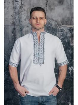 Чоловіча вишивана сорочка 12