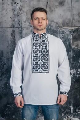 Вишивана чоловіча сорочка 13 фото