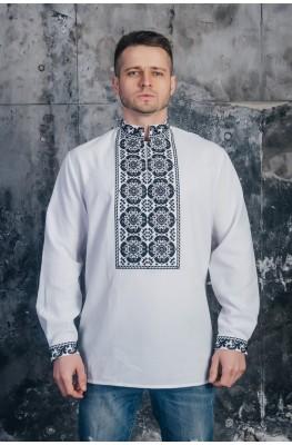 Вишивана чоловіча сорочка 13