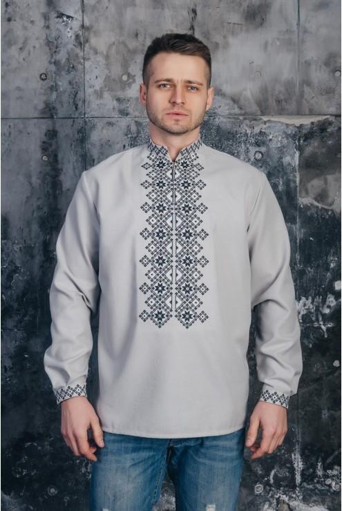 Вишивана сорочка чоловіча 14 фото