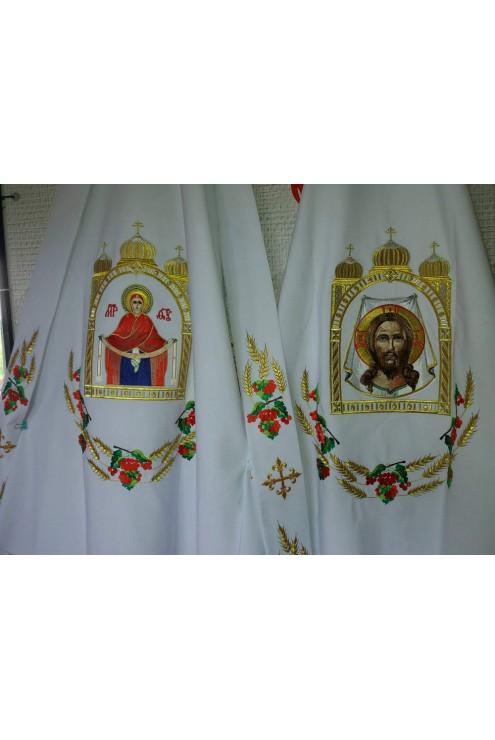 Церковна фана 1800 фото