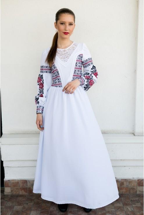 купити Плаття жіноче з вишивкою 1829 ціна d00c60edb0541