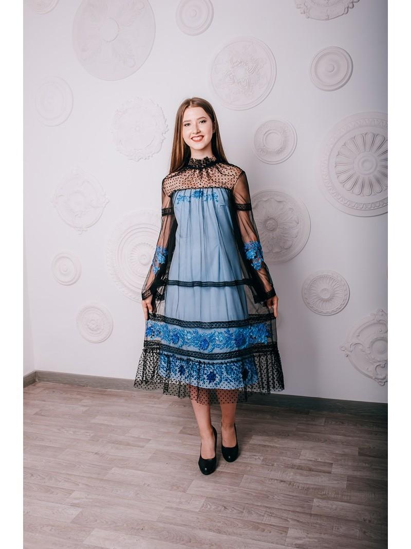 купити Ексклюзивна сукня для дівчат та жінок 1847 ціна 9a9d31ef5ee42