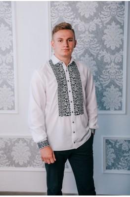 Класична чоловіча сорочка-вишиванка 1852 b7675b1620631