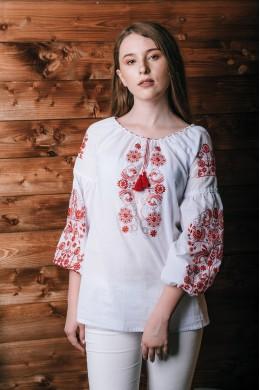 Вишиті сорочки жіночі — купити барвисту сорочку жіночу у Львові ... 6e19e0b4185f2