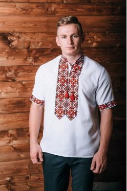 Вишиті сорочки чоловічі — купити барвисту чоловічу сорочку у Львові ... 48e6fe9e8c7e4