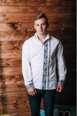 Вишиті сорочки чоловічі — купити барвисту чоловічу сорочку у Львові ... cb364199514ec