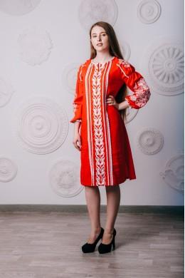 Жіночі вишиті плаття — купити в інтернет магазині вишиванок  a5c569e6ca12d