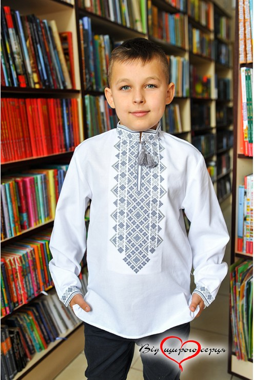 Сорочка хлопчача 1901