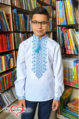 Сорочка для хлопчика 1902