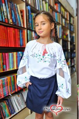 Блузка для дівчинки 1903
