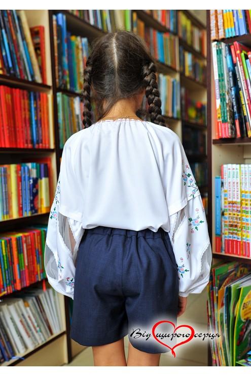 Спідничка-шорти дитяча для дівчинки 1903