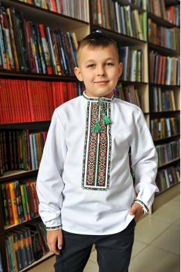 Сорочка вишиванка хлопчача 1905
