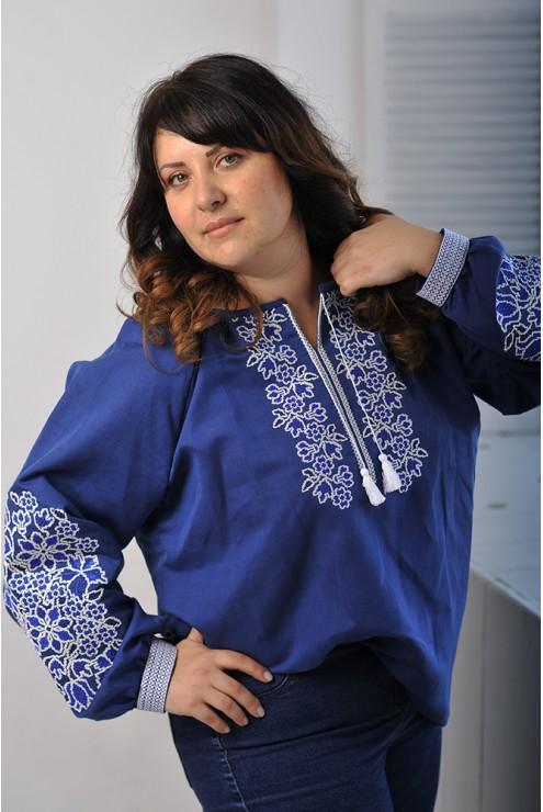 Стильна жіноча блузка-вишиванка 1905