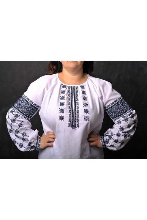 Блузка-вишиванка 1911