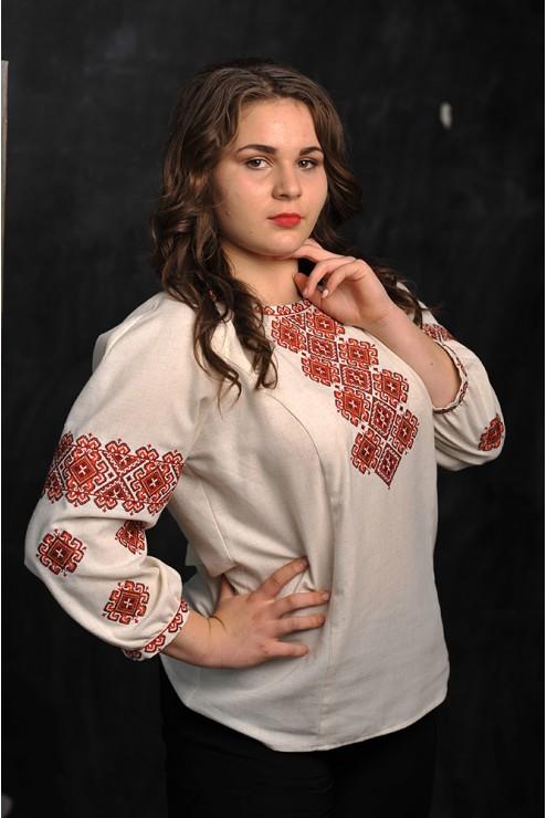 Вишита сорочка жіноча 1912