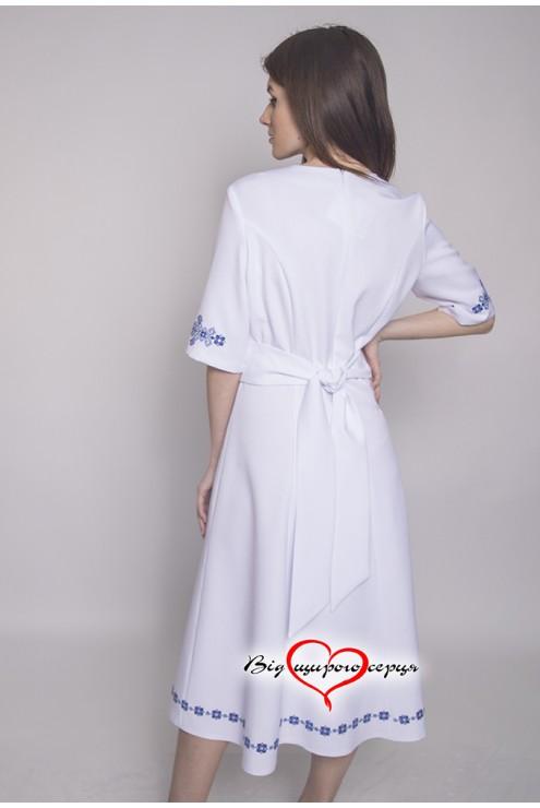 Плаття вишите ніжне 1949