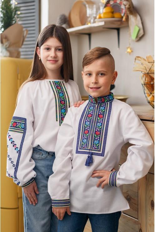 Блузочка дитяча бощівська 2002