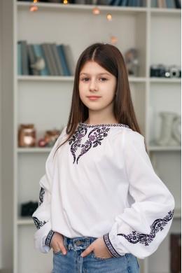 Блузка дівчача сокальська 2004
