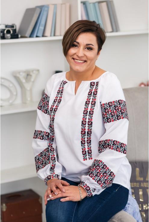 Вишита блузка 2006