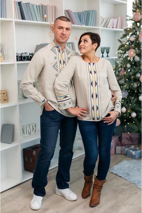 Блузка та сорочка для пари 2007