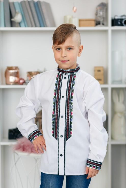 Хлопчача вишиванка 2010