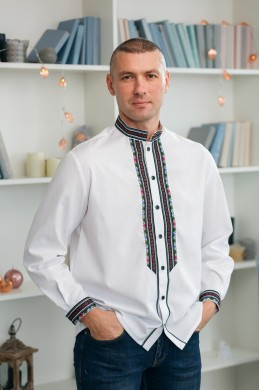 Чоловіча вишиванка 2010