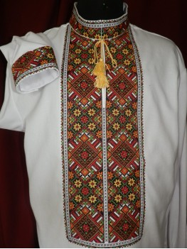 Національна чоловіча сорочка 041