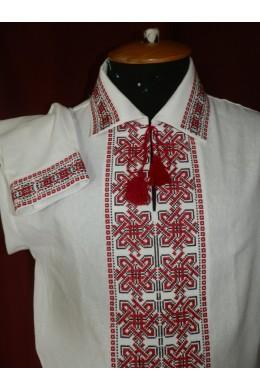 Мужская национальная рубашка 045 фото