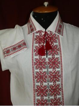Чоловіча національна сорочка 045