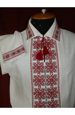 Мужская национальная рубашка 045